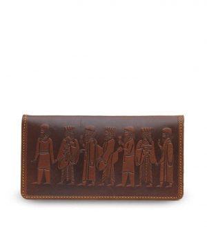 کیف پول چرم طبیعی 15115