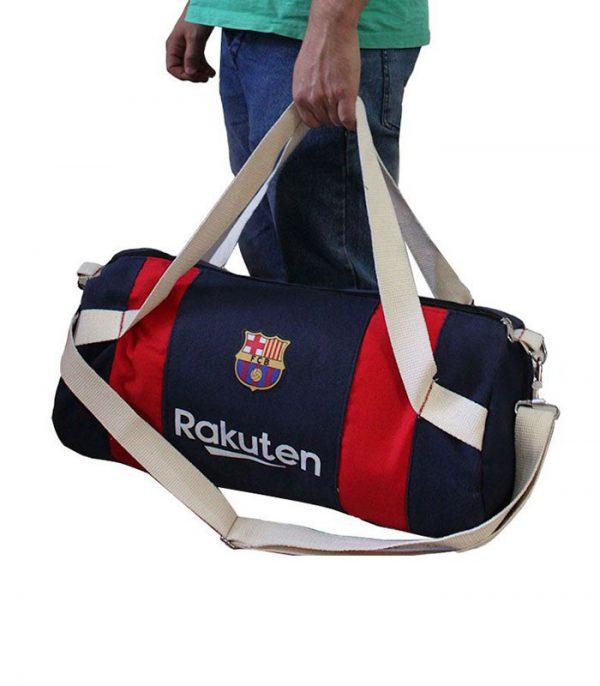 ساک ورزشی طرح بارسلونامدل 12051