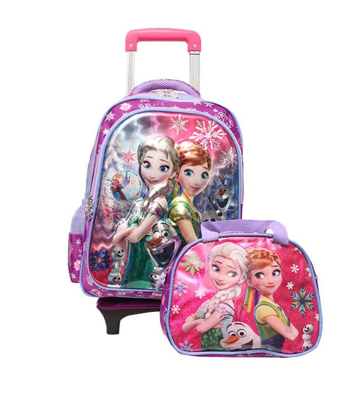 چمدان السا و انا