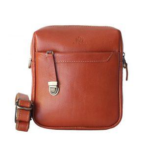 کیف دوشی چرم طبیعی-۲۰۵۹