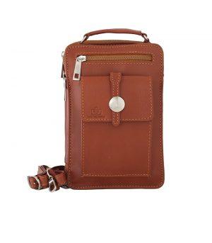 کیف دوشی پاسپورتی لاک بگ