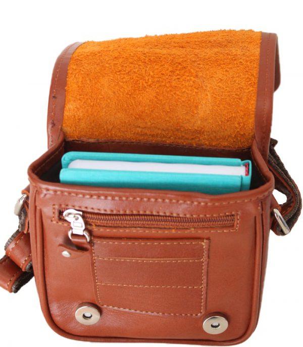 کیف دوشی چرمی