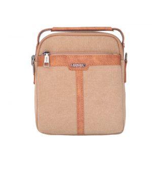کیف دوشی کتان آرازبگ مدل 242